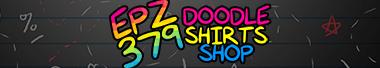 EPZ379 Doodle Shirt Shop