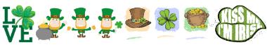 St. Patricks Day Shop