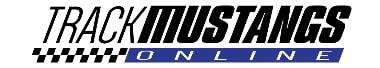 Track Mustangs Online Store