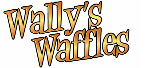 Wally's Waffles Merchandise