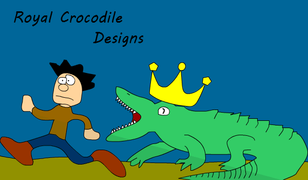 Royal Crocodile Designs