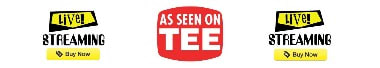 As Seen On Tee | Now Streaming