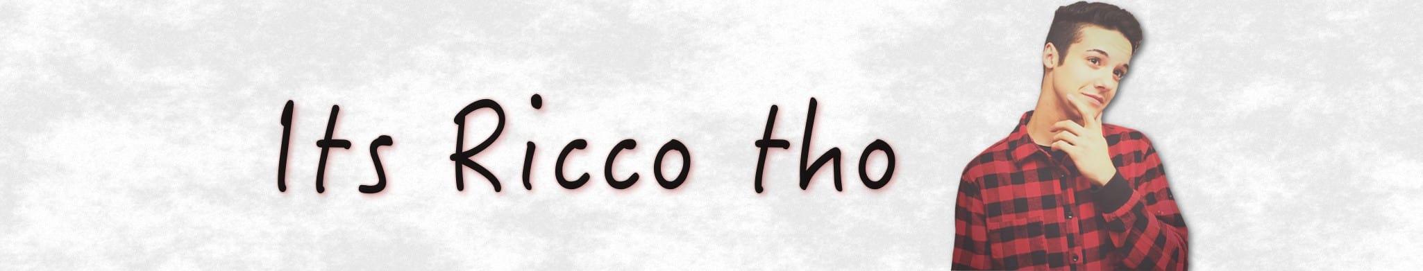 It's Ricco Tho Store